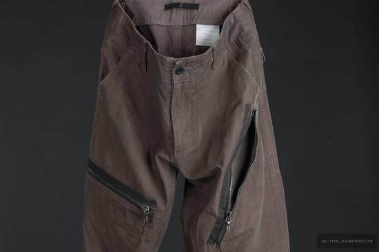 Julius = last drop = wide cargo pants 2008AW Size US 28 / EU 44 - 2