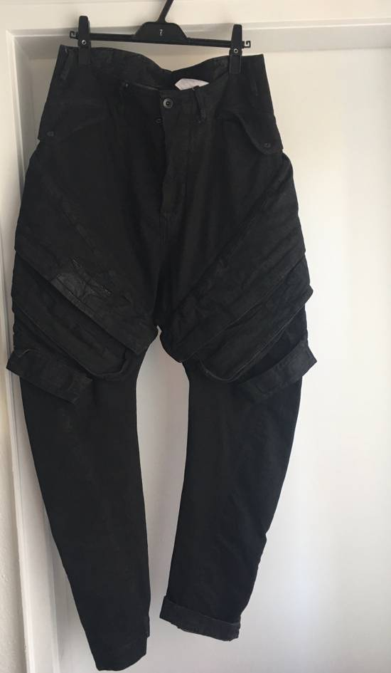 Julius Julius Sefiroth Gasmask Pants Size US 32 / EU 48