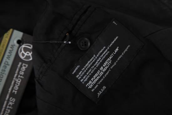 Julius Julius Dove Tail Leather Jacket EU46 Small Size 2 S/S 2012 Size US S / EU 44-46 / 1 - 1