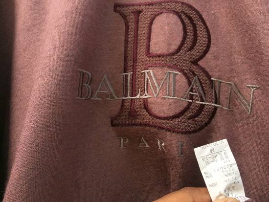 Balmain Vintage Pierre Balmain Paris Big Logo Embroidered Size US M / EU 48-50 / 2 - 9