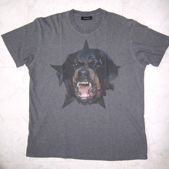 Givenchy Givenchy Star Rottweiler Jersey Oversized T-Shirt Size US M / EU 48-50 / 2