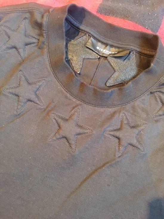 Givenchy Givenchy Black Stars Tee Size US S / EU 44-46 / 1 - 1