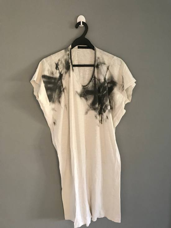 Julius SS12 long tee spray painted t shirt Size US S / EU 44-46 / 1