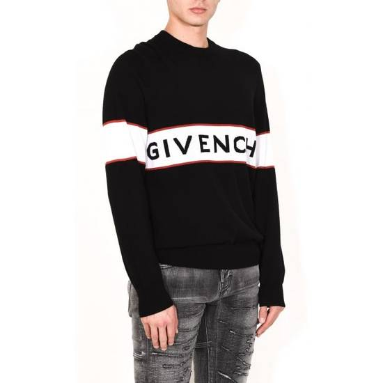 Givenchy Logo Sweater Size US L / EU 52-54 / 3 - 2