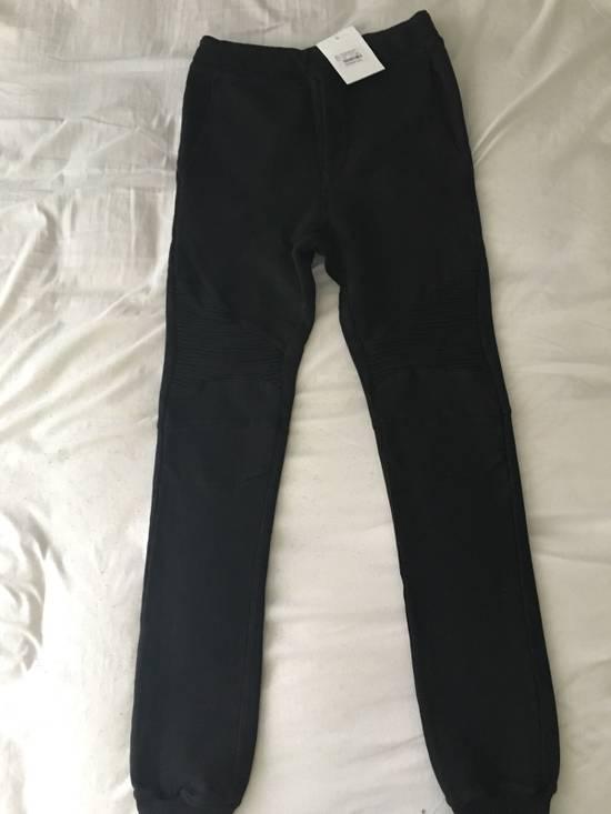 Balmain Balmain Decarnin Era Biker Sweatpants Size US 28 / EU 44 - 4