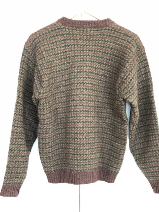Brooks Brothers 100% Shetland Wool Crew Neck Sweater Size US M / EU 48-50 / 2 - 1