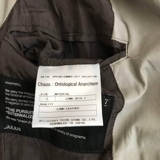 Julius Lamb Skin Rider Vest Size US S / EU 44-46 / 1 - 6