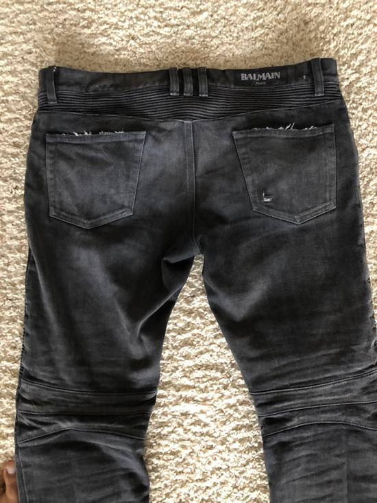 Balmain Balmain Distressed Jeans Size US 34 / EU 50 - 8