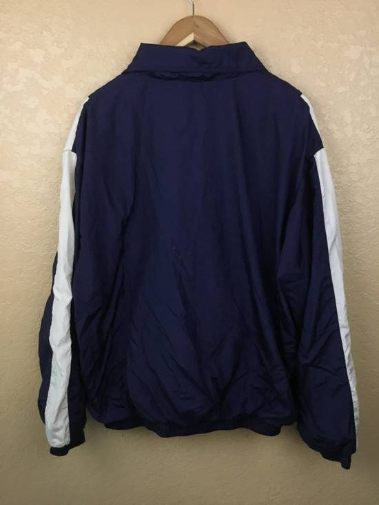 Givenchy VINTAGE GIVENCHY STRIPED COLOR BLOCK TRACK JACKET IN NAVY BLUE WHITE Size US XL / EU 56 / 4 - 1