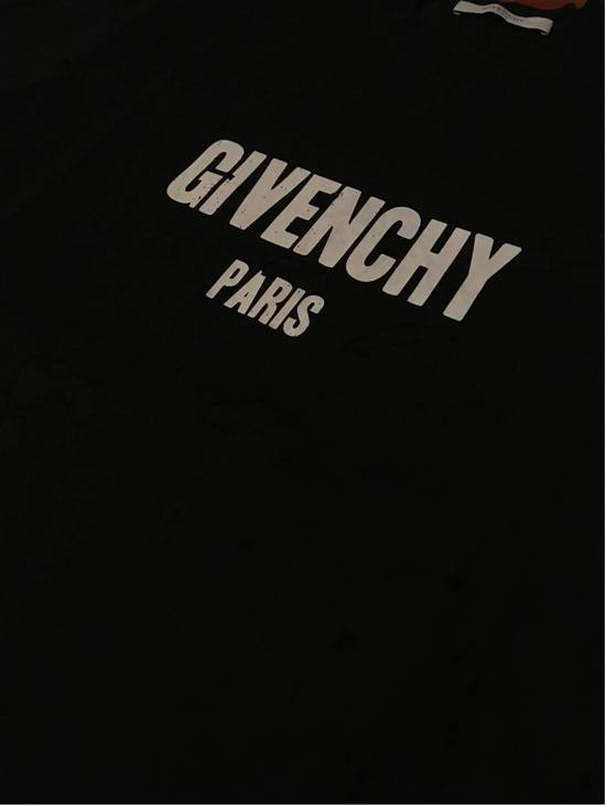 Givenchy Givenchy distressed logo t shirt Size US XS / EU 42 / 0 - 1