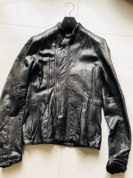Julius Julius 7 Leather Jacket Size US M / EU 48-50 / 2 - 3