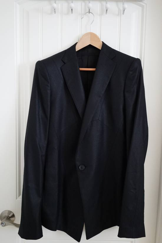 Julius Wool Paneled Blazer Size 36R - 2