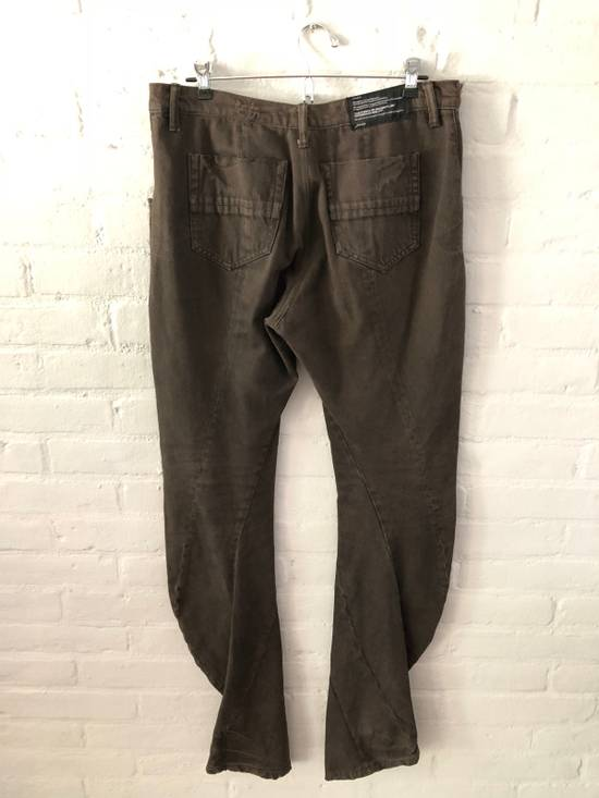 Julius Julius Manifesto Twisted Seam Denim (dust brown) Last Drop Size US 34 / EU 50 - 2