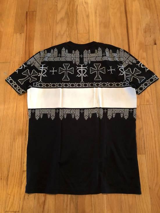 Givenchy Givenchy T Shirt Black White Cross Print Size US M / EU 48-50 / 2 - 4