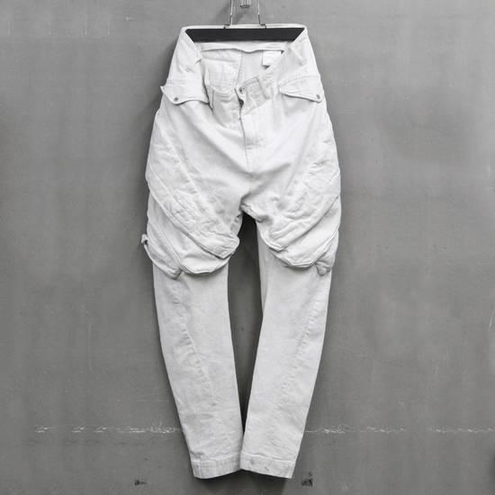 Julius SS16 Sefiroth Gas Mask Cargo Pants Size US 32 / EU 48 - 1