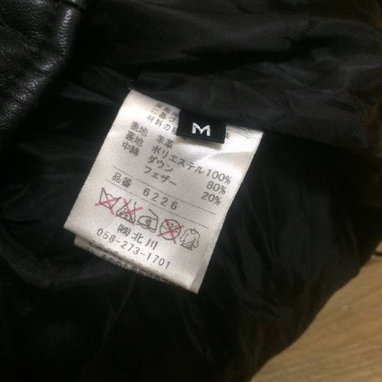 Balmain Balmain Leather Puffer Vest Size US S / EU 44-46 / 1 - 6