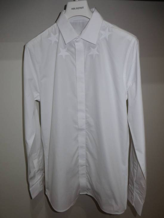 Givenchy Embroidered stars shirt Size US XXL / EU 58 / 5