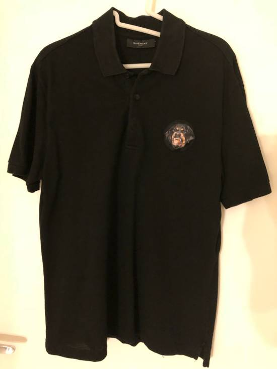 Givenchy Black Rottweiler Polo Size US L / EU 52-54 / 3