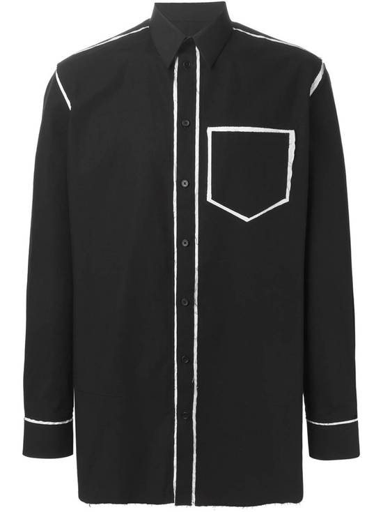 Givenchy Columbian fit deconstructed shirt Size US XS / EU 42 / 0 - 1
