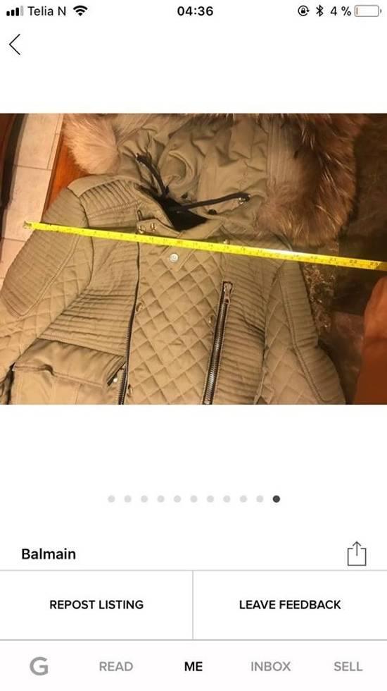 Balmain Balmain Fur Jacket Size US M / EU 48-50 / 2 - 6