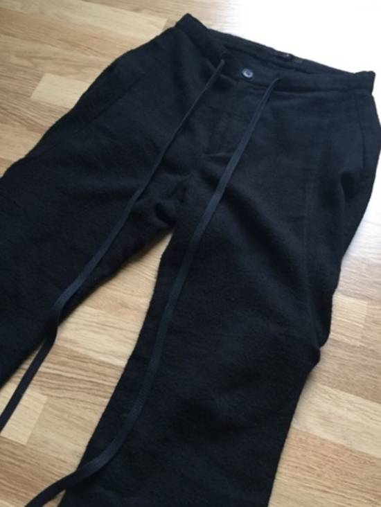 Julius Cashmere blend slouchy baggy pants made in Japan Size US 28 / EU 44