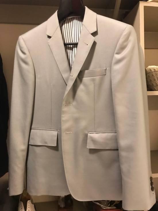 Thom Browne Thom Browne Bluish Grey Blazer (size 0) SS13 Size 34S
