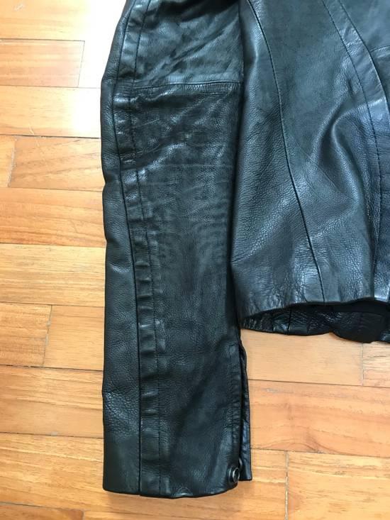 Julius SS12 Edge leather jacket Size US S / EU 44-46 / 1 - 8