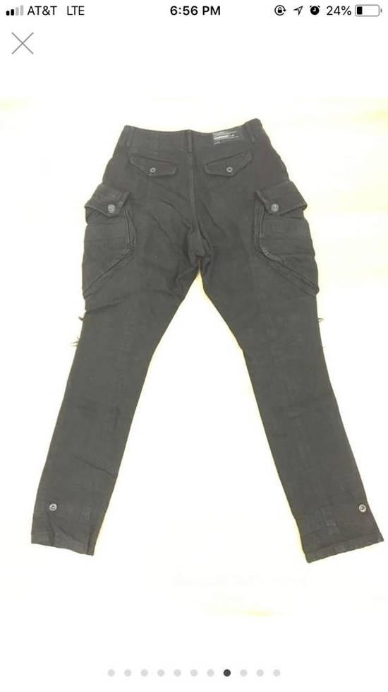 Julius AW12 Resonance; Gas Mask Cargo Pants (FINAL DROP) Size US 32 / EU 48 - 4