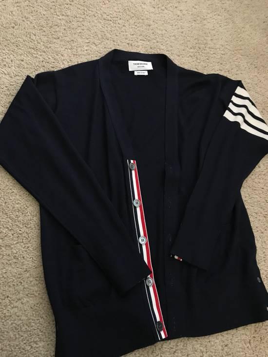 Thom Browne Dark Blue Knitwear Size US M / EU 48-50 / 2