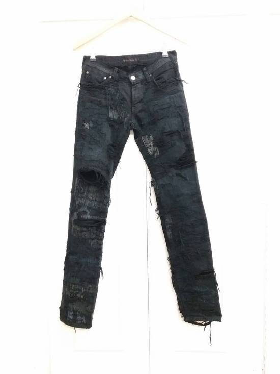 Undercover AW05 'Arts&Crafts' 85 Denim - Size 1 Women Size US 26 / EU 42