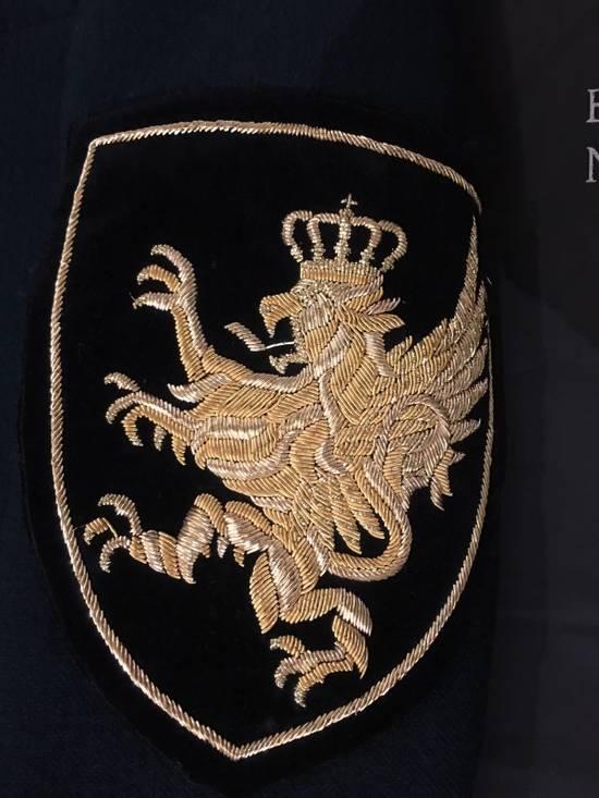 Balmain Badge-embellished Wool Military Jacket Size US M / EU 48-50 / 2 - 1