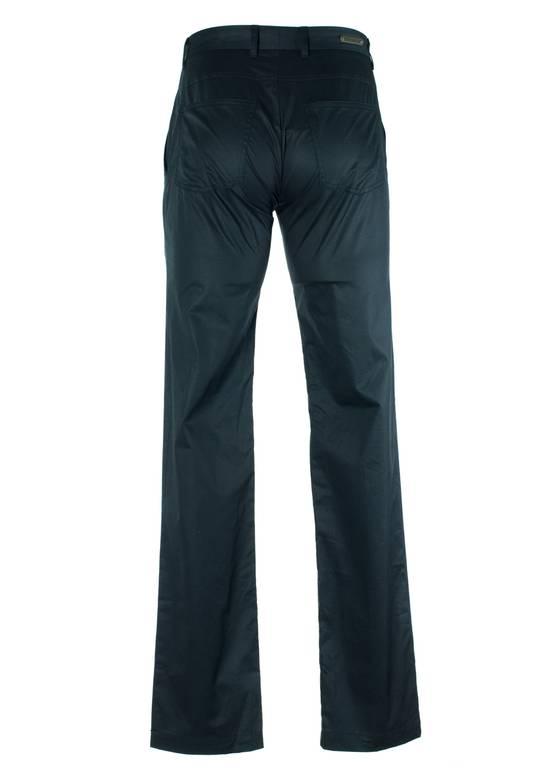 Givenchy Givenchy Men's Classic Black 100% Cotton Trousers Size US 32 / EU 48 - 1