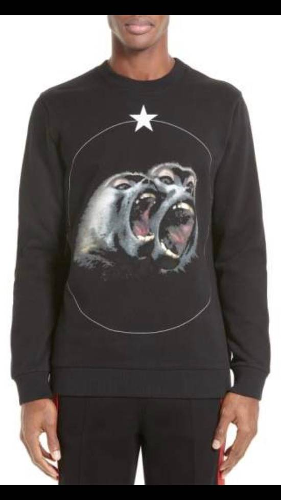 Givenchy Monkey Brother Graphic Sweatshirt Size US M / EU 48-50 / 2