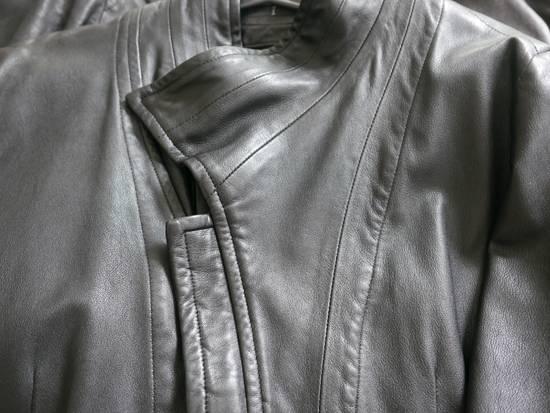 Julius Julius Kevlar Black Leather Jacket Size US S / EU 44-46 / 1 - 4