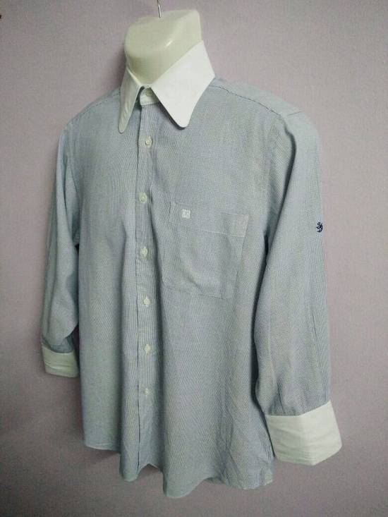Givenchy Givenchy Oxford Shirt Button Down French Luxury Fashion House Monsieur by Givenchy Clean and Awesome Condition !! Size US L / EU 52-54 / 3 - 6