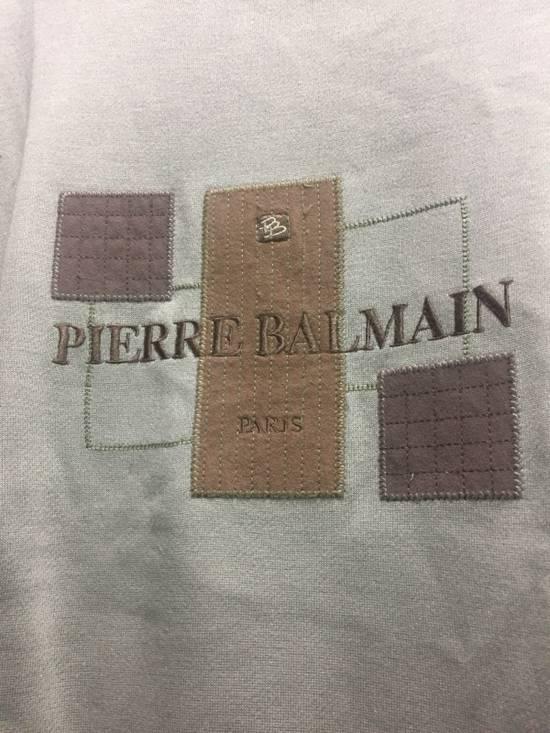 Balmain Pistachio Sweatshirt Size US M / EU 48-50 / 2 - 1