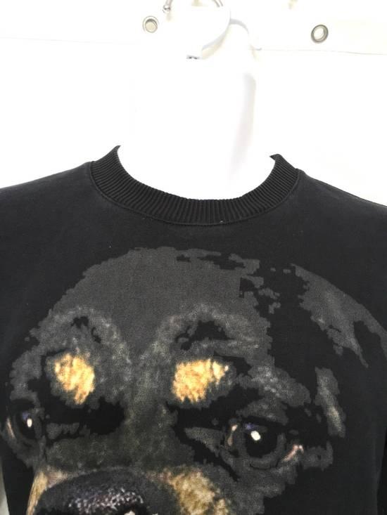Givenchy Givenchy Black Rottweiler Long Sleeve Crewneck Sweater Size US S / EU 44-46 / 1 - 4