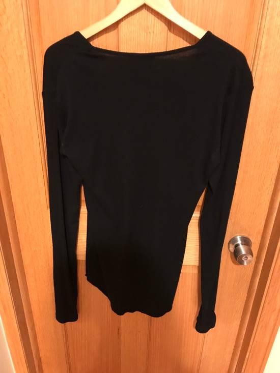Balmain Long Sleeve Essential T (black) Size US M / EU 48-50 / 2 - 1
