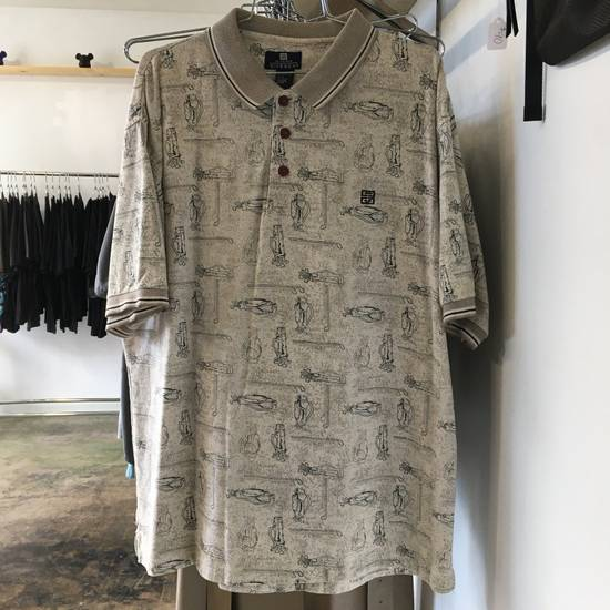 Givenchy Golf Print Polo Size US XL / EU 56 / 4 - 2