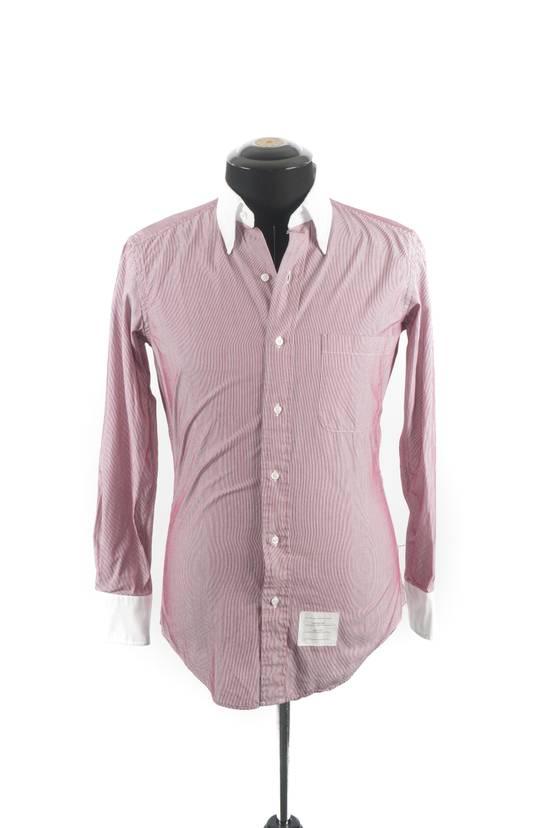 Thom Browne Thom Browne Contrast Collar Shirt Size US S / EU 44-46 / 1