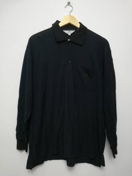 Givenchy Givenchy Long Sleeves Golf Polo Shirt Size US L / EU 52-54 / 3