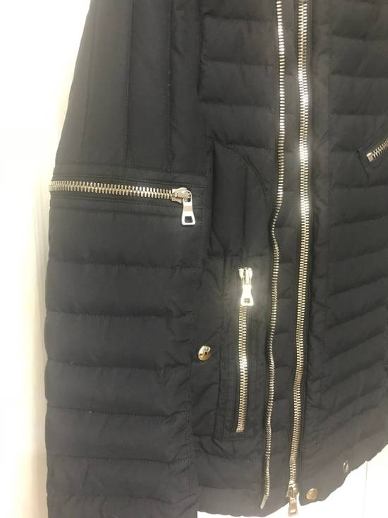 Balmain classic down biker jacket Size US XL / EU 56 / 4 - 1