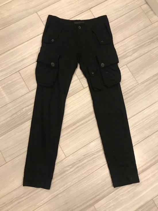 Julius Linen Cargo Pants Size US 28 / EU 44
