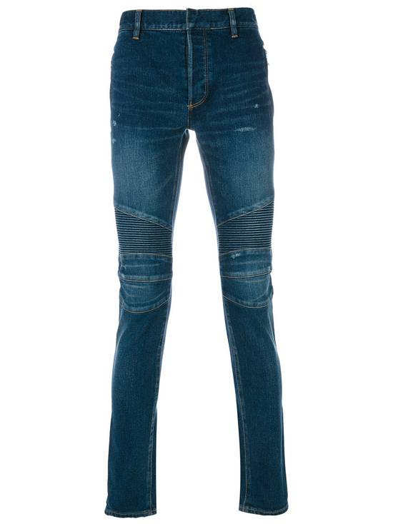 Balmain biker jeans Size US 30 / EU 46