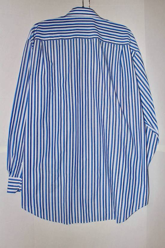 Balmain button up striped shirt Size US XL / EU 56 / 4 - 1