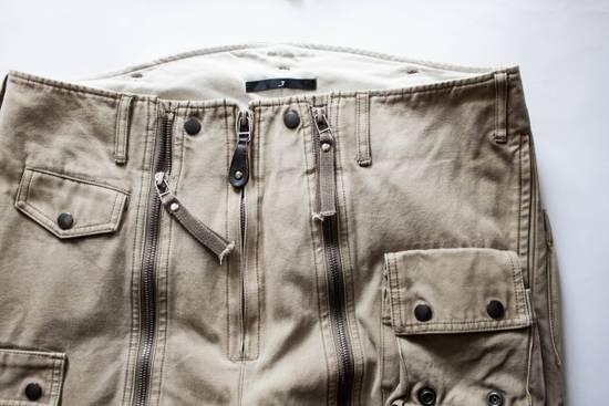 "Julius AW06 ""FIXED"" ZIPPER CARGO PANTS Size US 32 / EU 48 - 1"