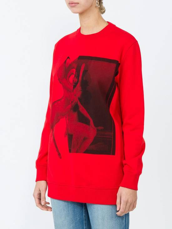 Givenchy Red Bambi Sweater Size US XS / EU 42 / 0 - 2