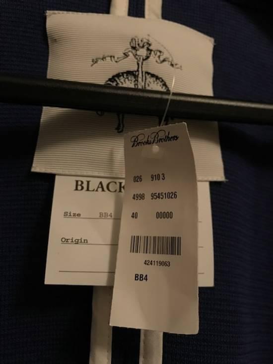 Thom Browne Bright Blue Knit Blazer Size 44R - 10