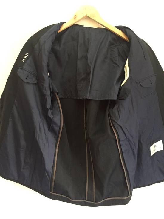 Givenchy Vintage Givenchy Monsieur Black Blazer Size 40L - 4