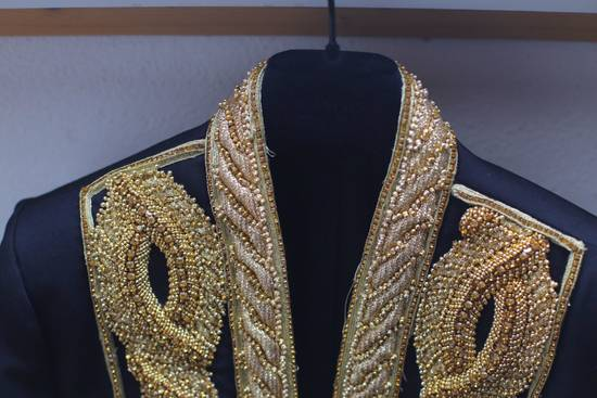 Balmain *** FINAL PRICE DROP *** Balmain Embellished Jacket Size 50R - 2